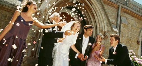 sortie-mariage-eglise-la-baule-guerande-saint-nazaire